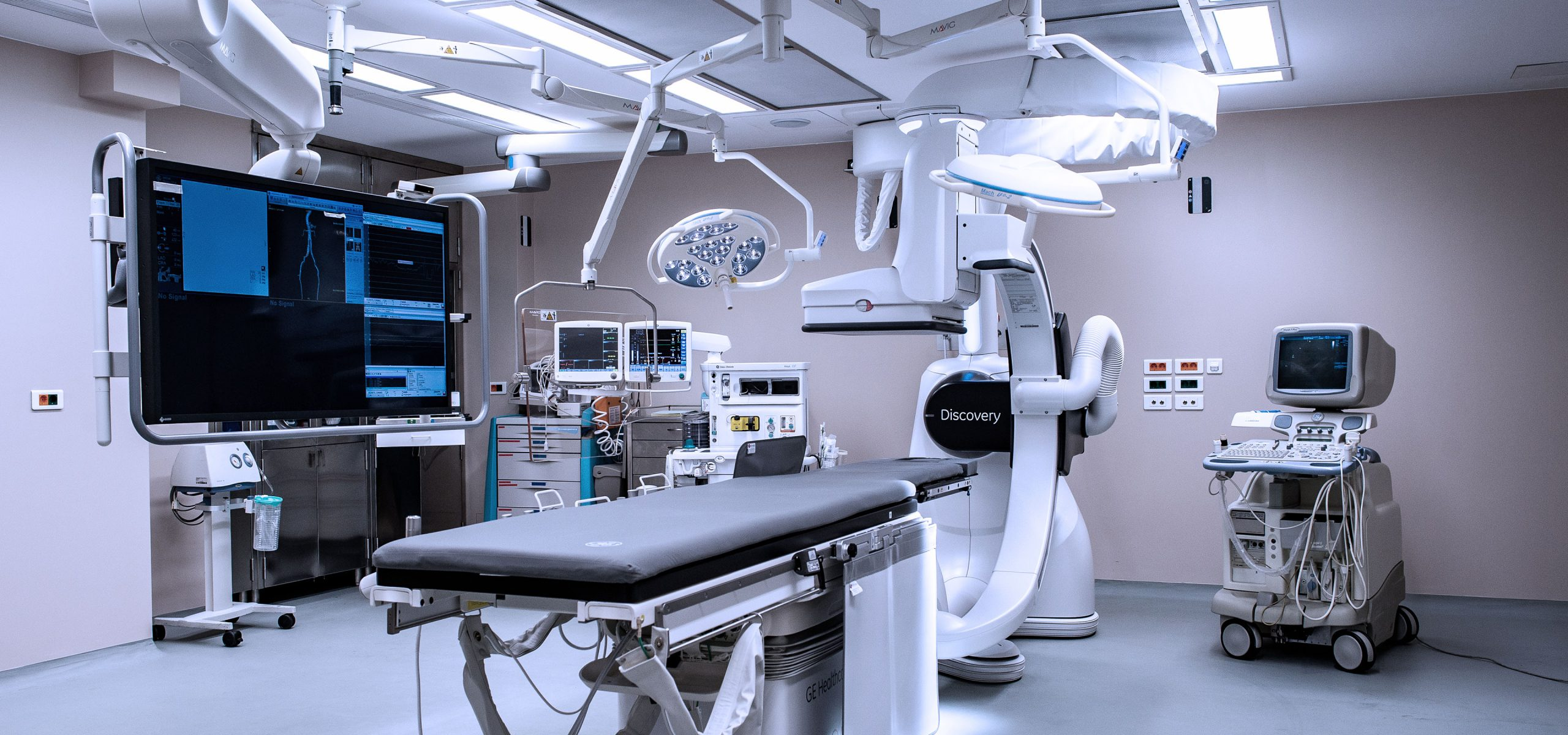 Υβριδικό χειρουργείο Ιατρικού κέντρου Αθηνών
